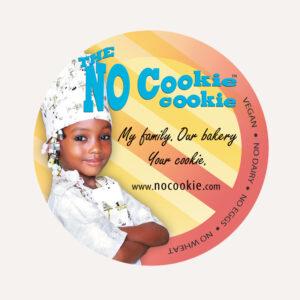 no cookie label