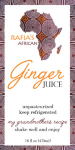 Juice Label Front
