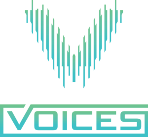 voices final green color transparent