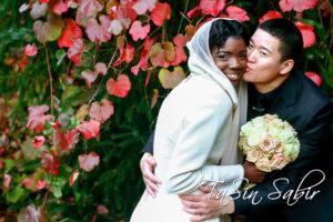 Nisaa & Tamir - UC Berkeley Botanical Garden